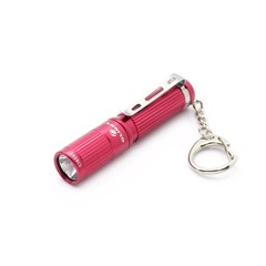 OLIGHT I3 EOS ficklampa - 70 lumens, Red