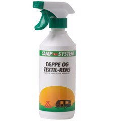 NORDKEMI Camp Matt och Textilrens 500 ml. spray