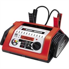 BLACK & DECKER Batteri laddare 12 volt 20 amp.