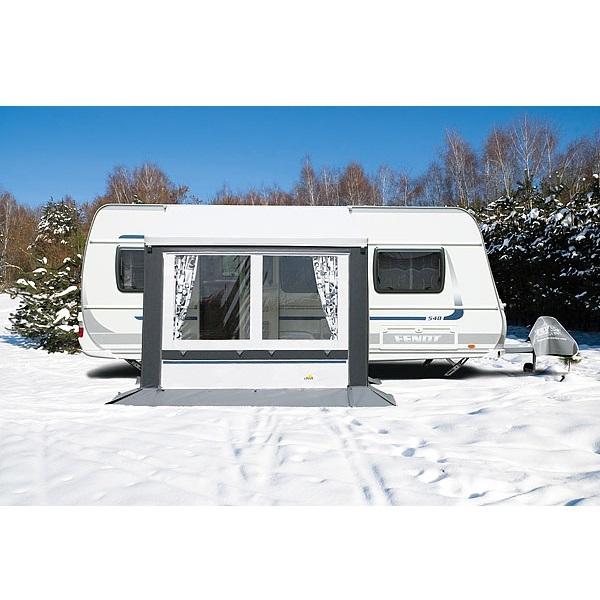 Fötält, Goldcamp Kufstein, vinterhelårsstält
