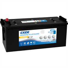 EXIDE Equipment Gel ES1600 Bilbatteri