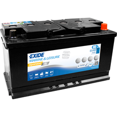 EXIDE Equipment Gel ES900 Bilbatteri