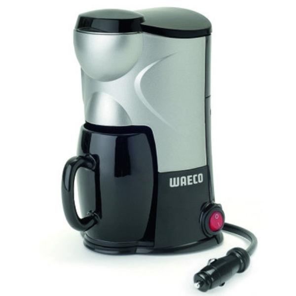 kaffebryggare en kopp